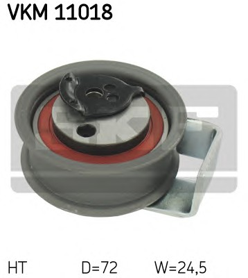 SKF VKM 11018