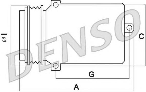 DENSO DCP02006