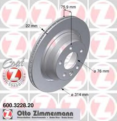ZIMMERMANN 600.3228.20