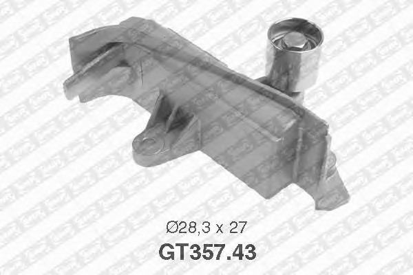 SNR GT357.43