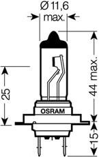 OSRAM 64210-01B