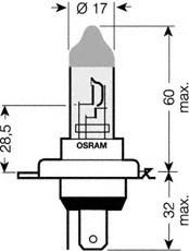 OSRAM 64193ULT-HCB
