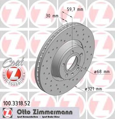 ZIMMERMANN 100.3318.52