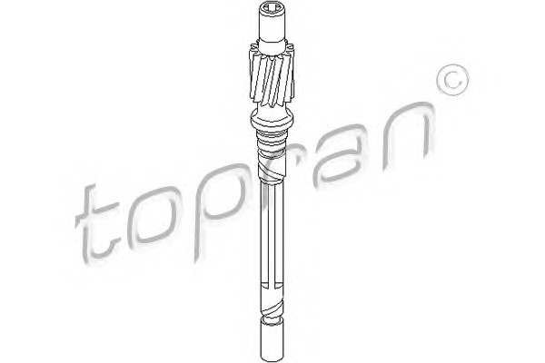 TOPRAN 107 397