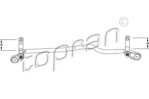 TOPRAN 110 697