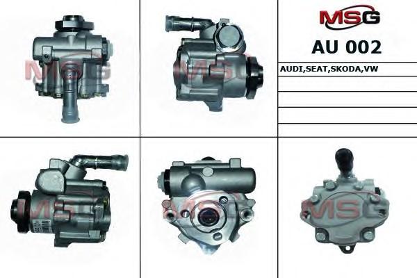 MSG AU 002