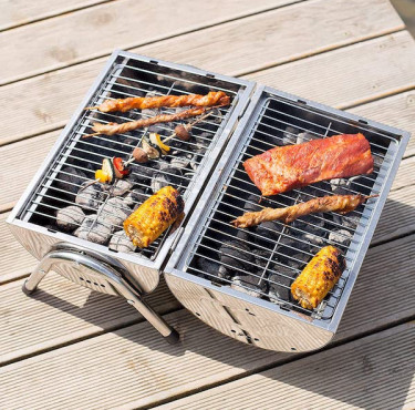 Les meilleurs barbecues portablesBarbecue portable