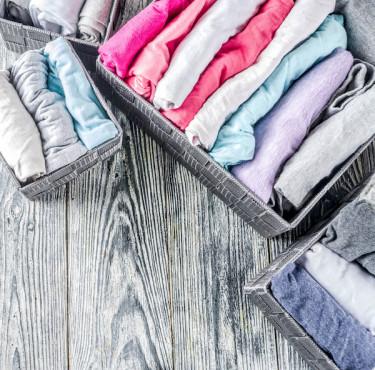 Comment choisir ses rangements pour textiles ?rangement textile