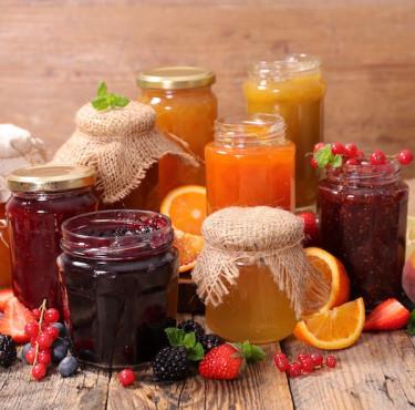 Les meilleurs pots à confiture pour conserver vos fruits toute l'annéeBocaux à confiture