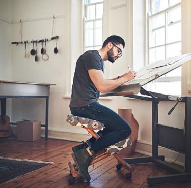 Les meilleurs tabourets de bureau ergonomiquesnull