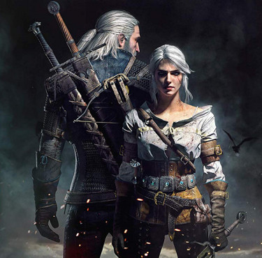 Les meilleurs goodies autour de la série Netflix The WitcherThe Witcher Geralt Ciri