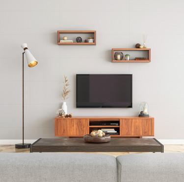 Meuble TV en bois : zoom sur des modèles incontournablesMeuble tv en bois : les modèles incontournables