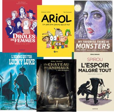 Festival de la BD d'Angoulême : le meilleur des oeuvres à découvrirFestival de la bande dessinée d'Angoulême