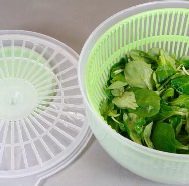 Les meilleures essoreuses à salades manuellesnull