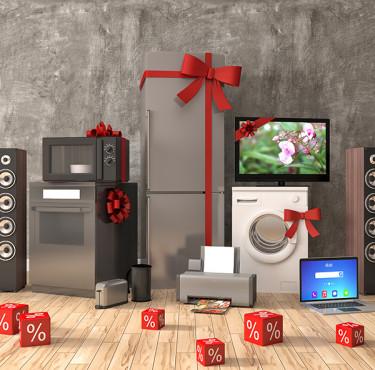 Le meilleur de l'électroménager à offrir ce NoëlNoël : électroménager à offrir