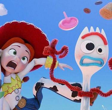 Les meilleurs goodies Toy Story pour célébrer la sortie DVD de TS4Fourchette Toy Story