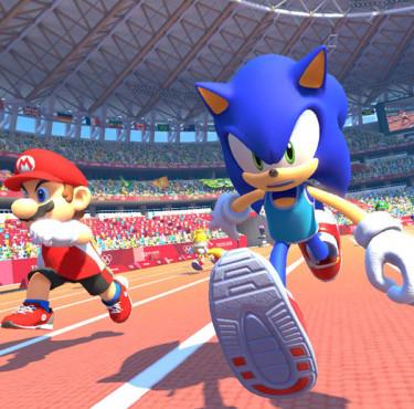 Les meilleurs goodies pour la sortie de Mario & Sonic aux Jeux Olympiques de Tokyo 2020Mario & Sonic aux Jeux Olympiques de Tokyo 2020