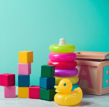 Les meilleurs jouets pour le premier âgejouets enfant