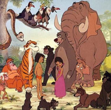 Les meilleurs DVD pour les enfant de 5 à 8 ansLe livre de la jungle