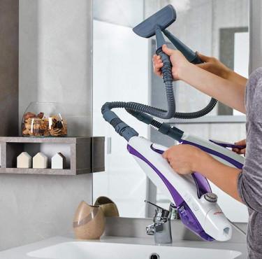 Les meilleurs appareils d'entretien pour une maison sainenettoyeur vapeur