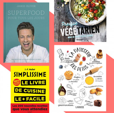 Les meilleurs livres pour s'initier à la cuisineLivres de cuisine