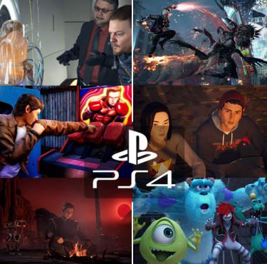 Les meilleurs jeux 2019 sur PS4 à offrir à NoëlJeux PS4 Noël