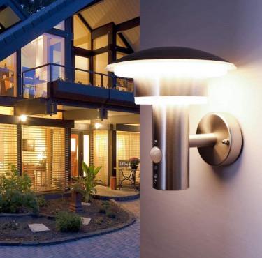 Les meilleurs éclairages extérieurs à détecteur de mouvementlampe murale extérieur