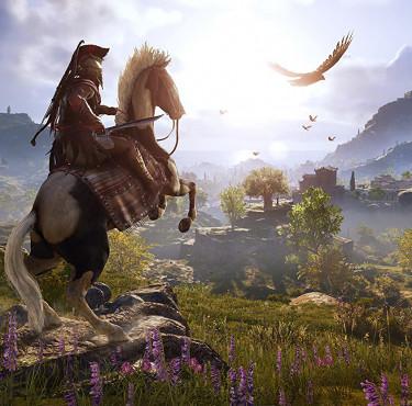 Les meilleurs jeux vidéo en monde ouvert qui invitent au voyageAssassin's Creed Odyssey