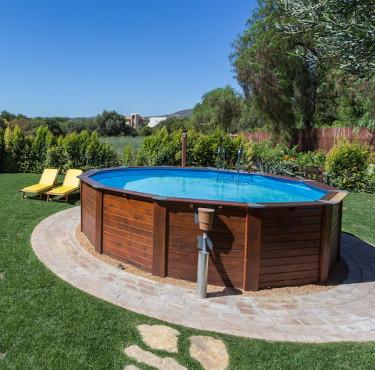 Quelle piscine hors sol choisir ?piscine hors sol en bois