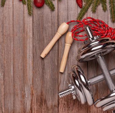 Des idées de cadeaux pour les sportifshaltères de Noël