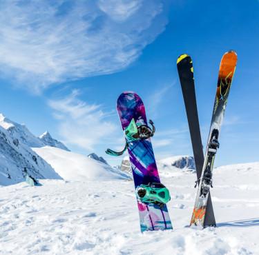 Les meilleures promotions sur l'équipement pour le skiÉquipement de ski