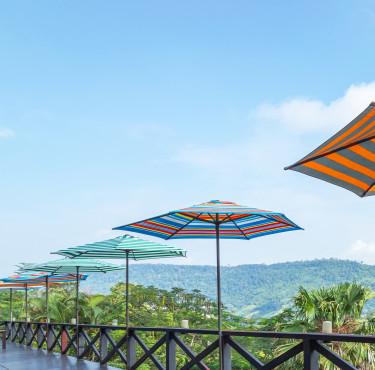 Quel parasol de balcon choisir ?Parasol de balcon