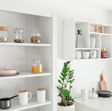 Les meilleurs rangements de placard pour la cuisineplacards de cuisine