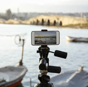 Un trépied pour iPhone : soigner la qualité de vos photosUn trépied pour iPhone : soigner la qualité de vos photos