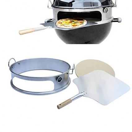 Le kit pour barbecue Weber
