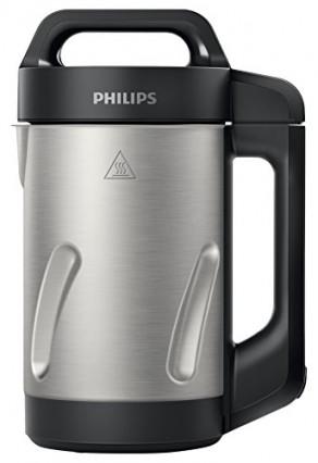 Le blender chauffant Philips SoupMaker HR2203/80, le plus léger