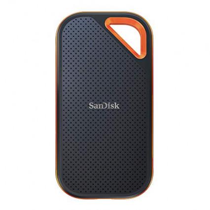 Le SSD NVMe Extreme Pro portable de SanDisk
