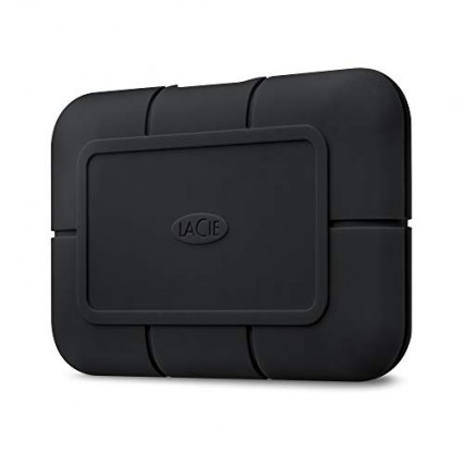Le SSD externe haut de gamme Thunderbolt 3 LaCie Rugged Pro 2 To