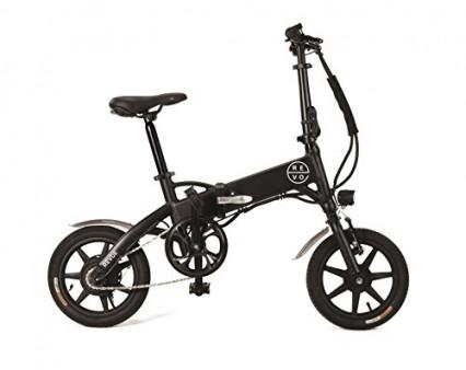 Le vélo urbain électrique et pliant Revoe