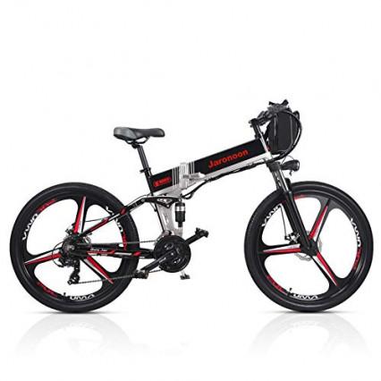Le vélo de montagne double suspension pliable Shengmilo M80