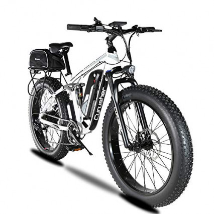Le vélo électrique classique et classe Extrbici XF800
