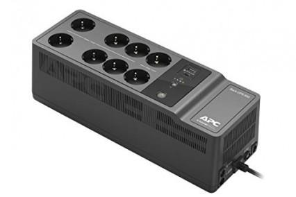 L'onduleur parafoudre avec batterie de secours APC Back-UPS 850
