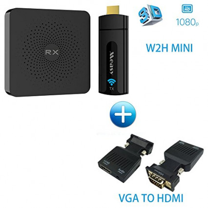 Le transmetteur HDMI sans fil pour PC Measy W2H