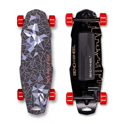 Le skateboard électrique design Benchwheel D1