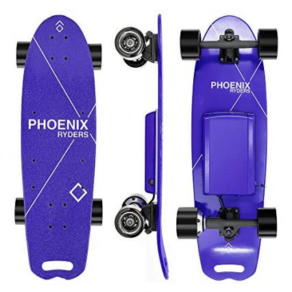 La planche à roulettes électrique Phoenix Ryders par Alouette