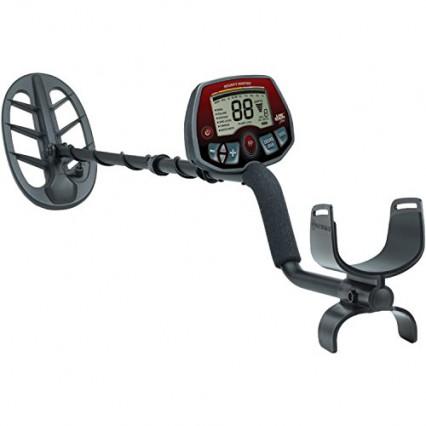 Le détecteur de métaux Bounty Hunter Land Ranger Pro
