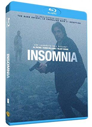 2002 : Insomnia, avec Al Pacino et Robin Williams