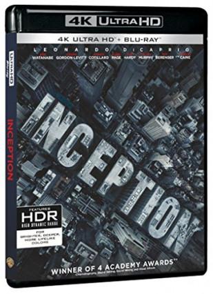 2010 : Inception, avec Leonardo DiCaprio, Ken Watanabe, Ellen Page et Marion Cotillard