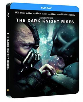 2012 : The Dark Knight Rises, avec Tom Hardy, Marion Cotillard, Ann Hathaway et Joseph Gordon-Levitt