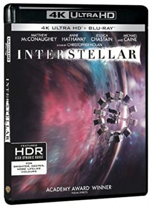 2014 : Interstellar, avec Matthew McConaughey, Ann Hathaway, Michael Caine et Jessica Chastain